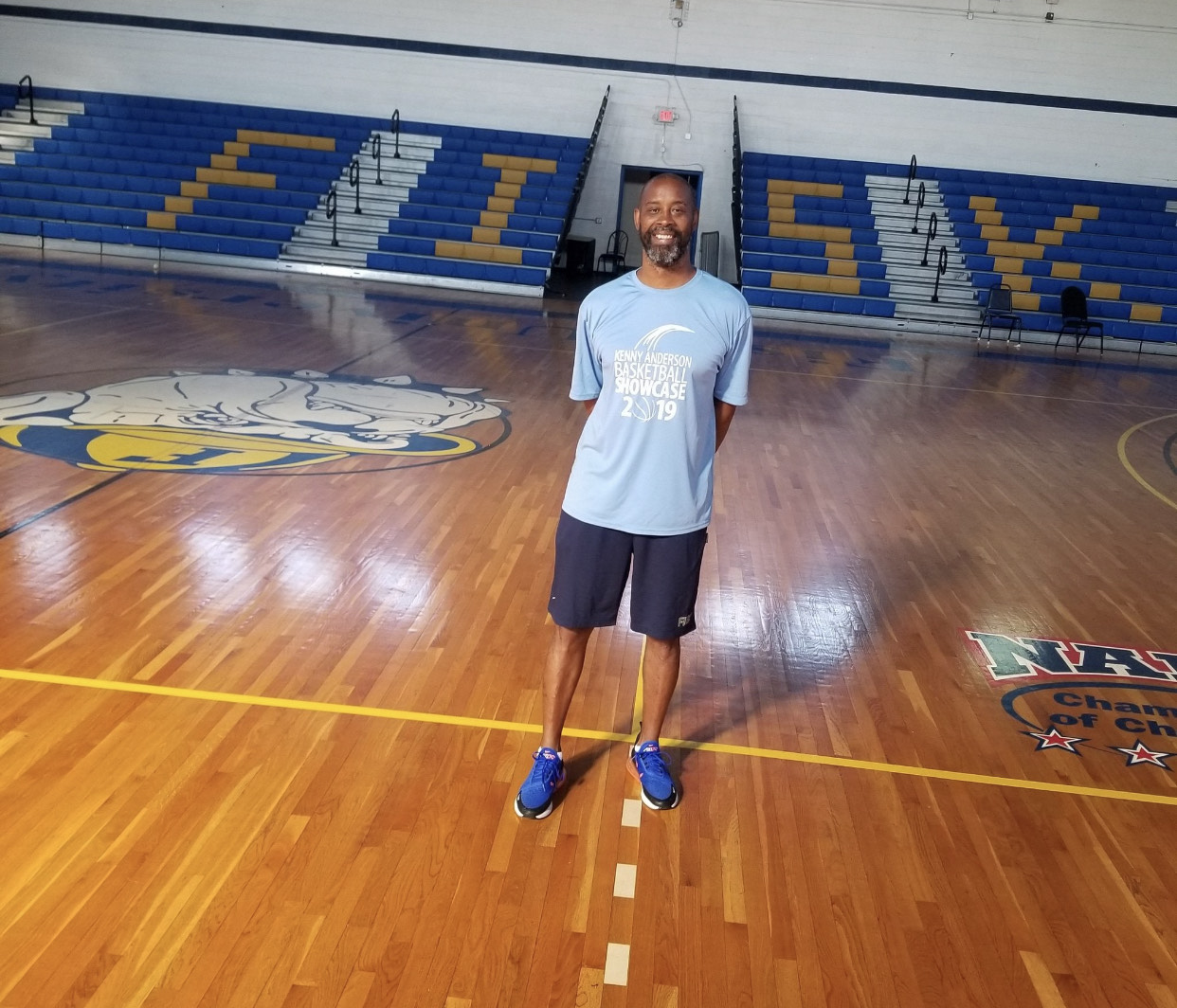 Former NBA Player is now in year 3 as Head Coach at Fisk University HBCU Men's Basketball
